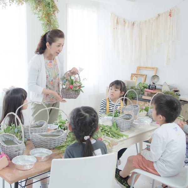 花育_名古屋_教室-講座